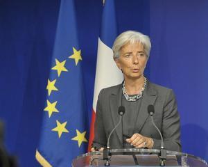 Christine Lagarde, FMI: Introduceti masuri de austeritate, dar cu cap