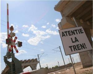 CE avertizeaza Romania in legatura cu siguranta feroviara