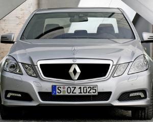 Renault intra pe un tarm interzis francezilor: clasa de lux. Vor primi, insa, o mana de ajutor de la Mercedes