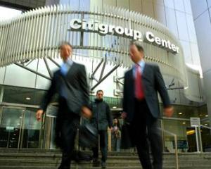Citigroup a vandut obligatiuni in valoare de 2,5 miliarde de dolari