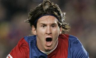 Lionel Messi a castigat Balonul de Aur 2010
