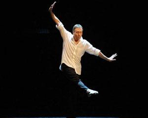Inca un vot pentru artistul Gigi Caciuleanu, esenta genialitatii coregrafice