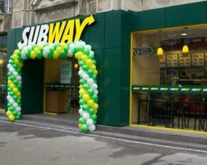 Subway: Franciza rezistenta la criza