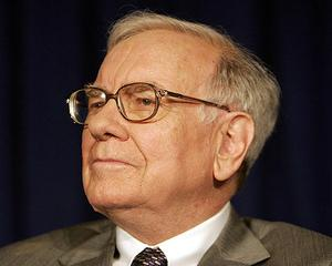 Warren Buffett investeste 5 miliarde de dolari in actiunile Bank of America