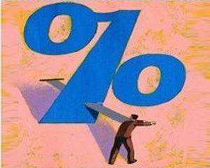BNR a redus dobanda cheie la 5,75%