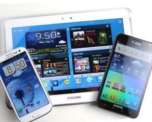 Vodafone anunta disponibilitatea tabletei Galaxy Note 10.1 si a smartphone-ului Galaxy S3 Brown