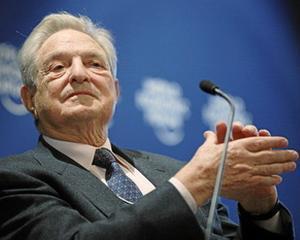 Cum a facut George Soros un miliard de dolari in doar cateva luni