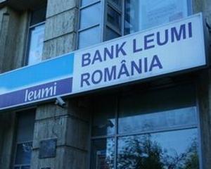 Bank Leumi Romania a facut profit de 13,6 milioane de lei