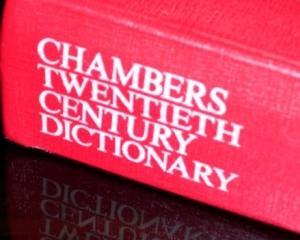 Cuvintele din mediul online modifica structura Dictionarului Chambers