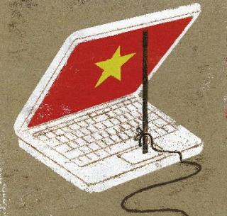 China face