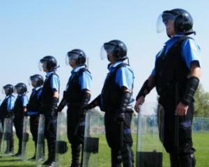Pazea, vine Merkel! Politia Greciei s-a mobilizat serios