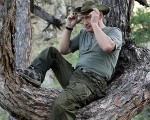 Viata intima a lui Vladimir Putin - deconspirata de fiica cea mica