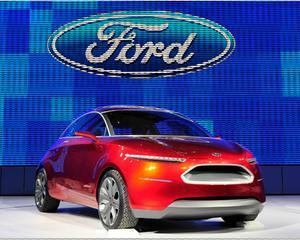 Ford anunta motorul EcoBoost de 1 litru, cel mai mic din istoria companiei