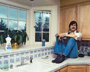 Casa lui Steve Jobs a fost sparta. Pagubele ajung la 60.000 de dolari