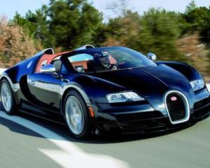Bugatti Veyron Grand Sport Vitesse, monstrul de 1.200 de cai-putere