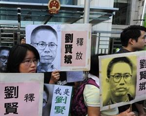 Cum sunt pedepsiti activistii prodemocratie in China