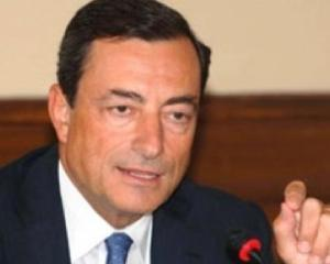 Mario Draghi, presedintele BCE: Euro este ireversibil