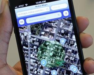 Nokia redefineste peisajul hartilor digitale prin lansarea HERE