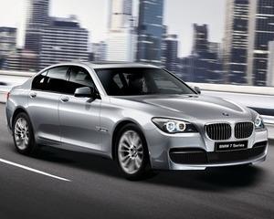 Noua Serie 7 a BMW parcheza in showroom-urile din Romania la toamna