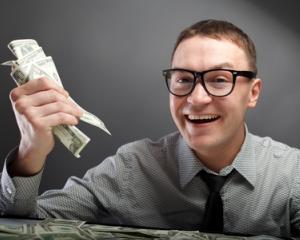 Castigul banilor iti aduce demnitate