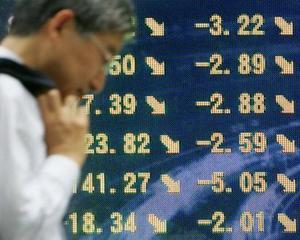 падение азиатских рынков