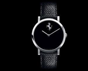 Ferrari a incheiat un contract cu producatorul de ceasuri Movado