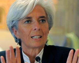 Christine Lagarde a intrat oficial in cursa pentru sefia FMI
