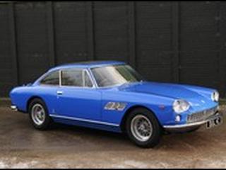 Primul Ferrari al lui John Lennon va fi scos la licitatie