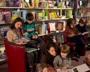 VIDEO: Educatia copiilor prin literatura