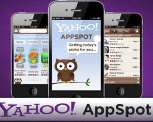 Aplicatie Yahoo! de cautat aplicatii Android si iOS