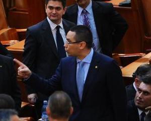 1 Mai ministericesc: Victor Ponta anunta, astazi, componenta Guvernului