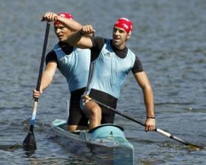 Aur pentru echipa masculina de Canoe 2 a Romaniei la Campionatele Europene
