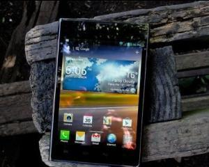 LG Optimus Vu va avea debutul global in septembrie