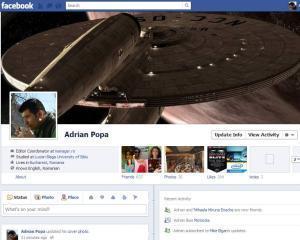 Interfata Facebook Timeline este disponibila acum pentru toata lumea