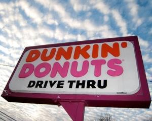 Dunkin' Donuts, oferta publica initiala de 400 milioane de dolari
