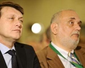Crin Antonescu: Dinu Patriciu n-are treaba cu USL