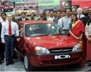 Ford va investi un miliard de dolari in India
