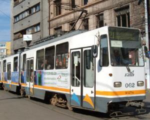 Tramvaie vechi: Peste 70% din parcul RATB Bucuresti este depasit