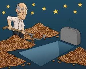 Uniunea Europeana toaca aiurea o gramada de bani