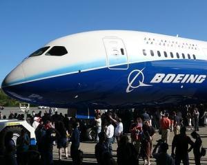 Livrarile Boeing au crescut cu 32% in primul trimestru