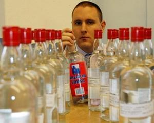 Evaziunea fiscala si falsurile din piata bauturilor alcoolice prejudiciaza anual statul cu 400 de milioane de euro