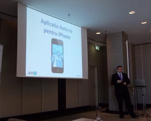 Soferii romani adopta rapid avantajele oferite de smartphone-uri. Aplicatia Auto.ro a inregistrat deja 20.000 de descarcari
