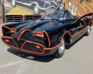 S-a vandut Batmobilul pentru 4,62 milioane dolari