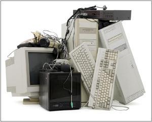 SUA genereaza cea mai mare cantitate de deseuri electronice din lume