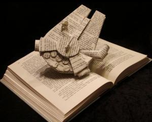 Imaginatia prinde contur: Personaje construite IN si DIN paginile cartilor