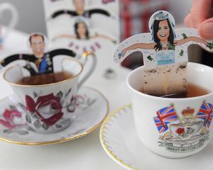 Cat valoreaza o printesa  Familia regala pune plus sau minus intre economia Marii Britanii si nunta deceniului