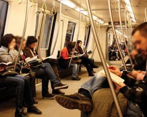 BookLand muta cartile in tren