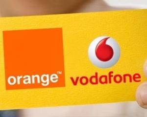 Orange si Vodafone au scapat de amenzile aplicate de Consiliul Concurentei, dar au platit o cautiune de 19 milioane de euro