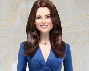 Barbie va fi in curand detronata  caci ii va lua locul papusa Kate
