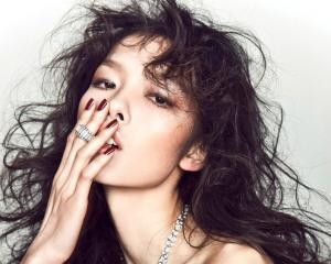 Top 10 cele mai frumoase modele asiatice